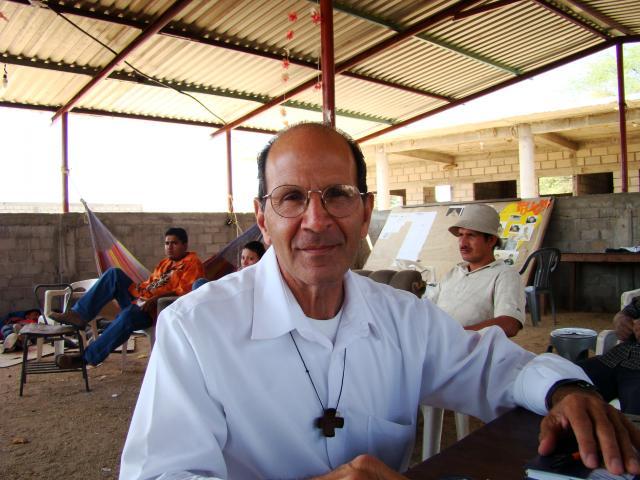 Padre Alejandro Solalinde Ciudad Ixtepec