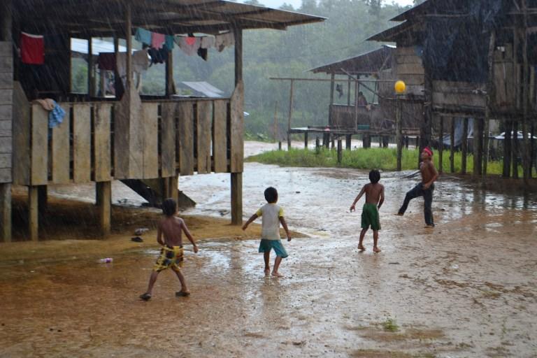 Kolumbien (Bilderstrecke/Bild2): Die indigenen Gemeinschaften von Murindó verteidigen ihr Land und ihr Leben