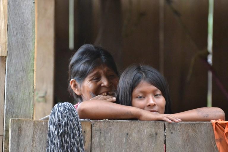 Kolumbien (Bilderstrecke/Bild11): Die indigenen Gemeinschaften von Murindó verteidigen ihr Land und ihr Leben