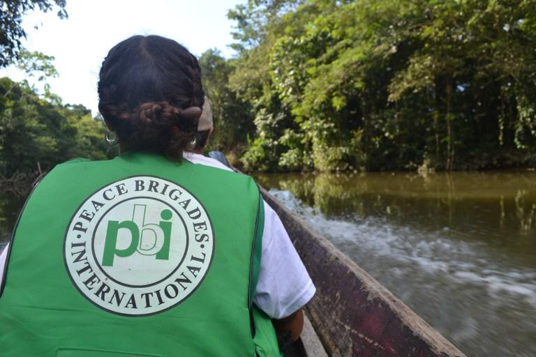 Kolumbien (Bilderstrecke/Bild13): Die indigenen Gemeinschaften von Murindó verteidigen ihr Land und ihr Leben
