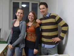 Ehrenamtliche der Regionalgruppe München