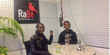 Maria Mutauta Mahia-Ini und Stephen Mwangi aus Kenia bei RaBe
