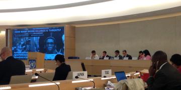 """UN-Forum """"Wirtschaft und Menschenrechte"""""""