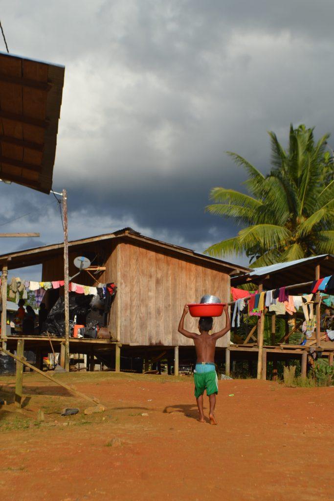 Kolumbien (Bilderstrecke/Bild4): Die indigenen Gemeinschaften von Murindó verteidigen ihr Land und ihr Leben