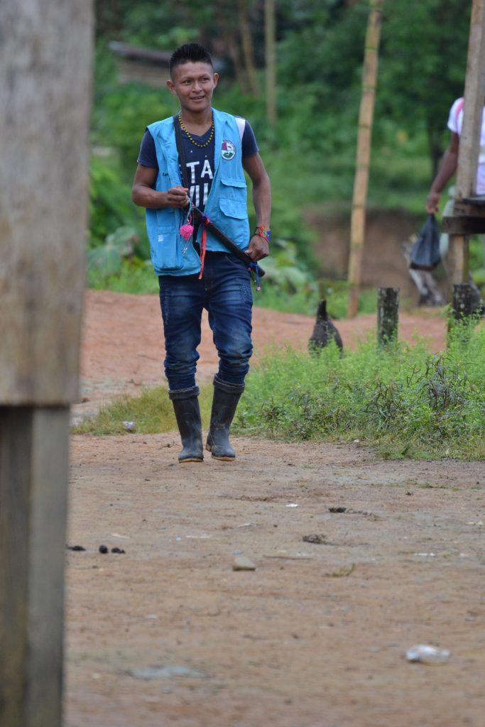 Kolumbien (Bilderstrecke/Bild6): Die indigenen Gemeinschaften von Murindó verteidigen ihr Land und ihr Leben