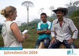Der Jahresbericht der deutschen Sektion der Menschenrechtsorganisation pbi