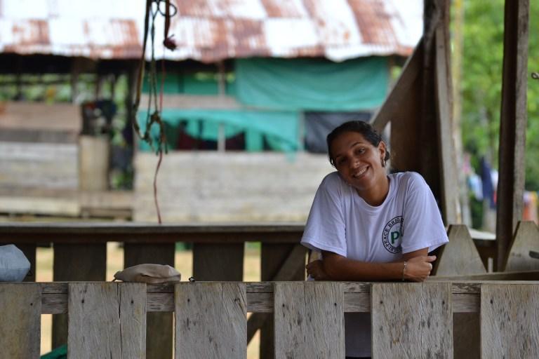 Kolumbien (Bilderstrecke/Bild8): Die indigenen Gemeinschaften von Murindó verteidigen ihr Land und ihr Leben