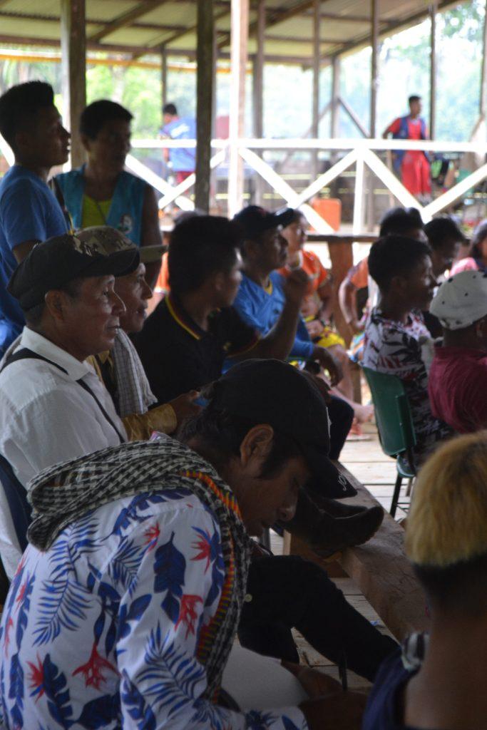 Kolumbien (Bilderstrecke/Bild1): Die indigenen Gemeinschaften von Murindó verteidigen ihr Land und ihr Leben