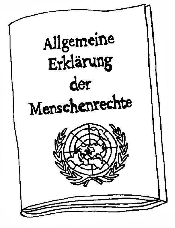 Allgemeine Erklärung der Menschenrechte (AEMR)