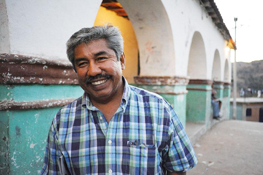 Abel Barrera, AI-Menschenrechtspreisträger 2011