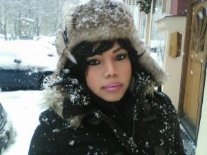 LGBT-Aktivistin Frenesys Reyes