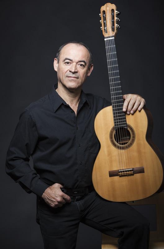 Musiker und Komponist Antonio Cosenza