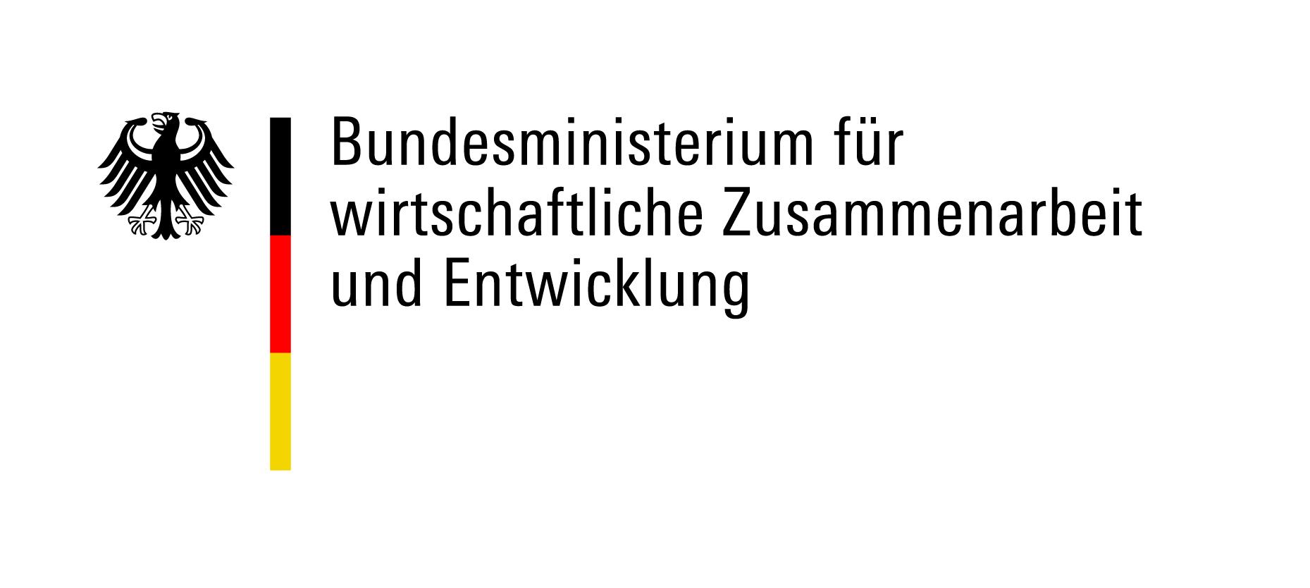 Logo_Bundesministerium für wirtschaftliche Zusammenarbeit und Entwicklung
