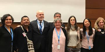 Bei der 40. Sitzung des UN-Menschenrechtsrates veranstaltete pbi mit anderen Organisationen einen Side Event zur Arbeit von Menschenrechtsverteidiger_innen.jpg