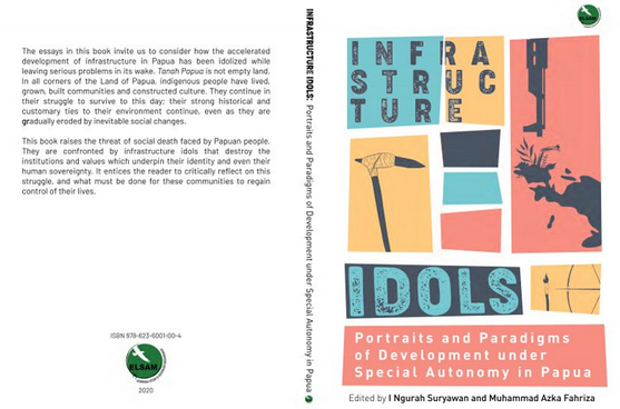 Buch_Infrastructure Idols Portraits and Paradigms of Development under Special Autonomy in Papua