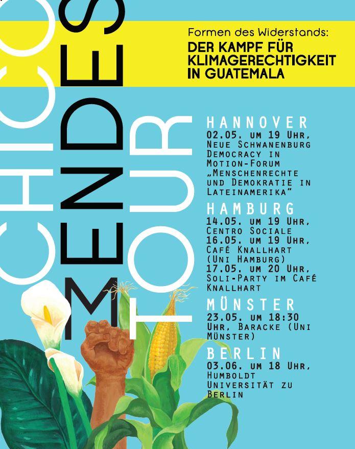 Chico Mendes Tour 2019