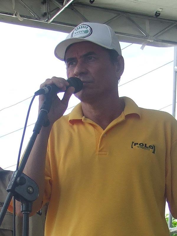 David Ravelo, CREDHOS