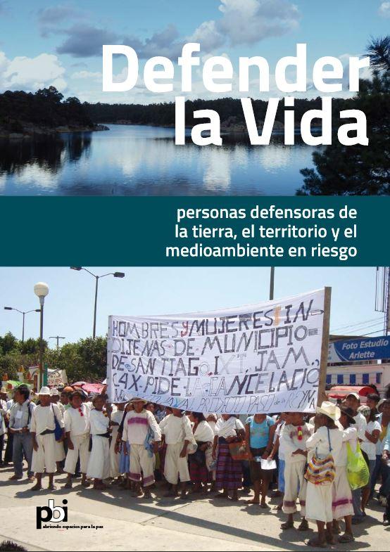 Publikation Defender La Vida