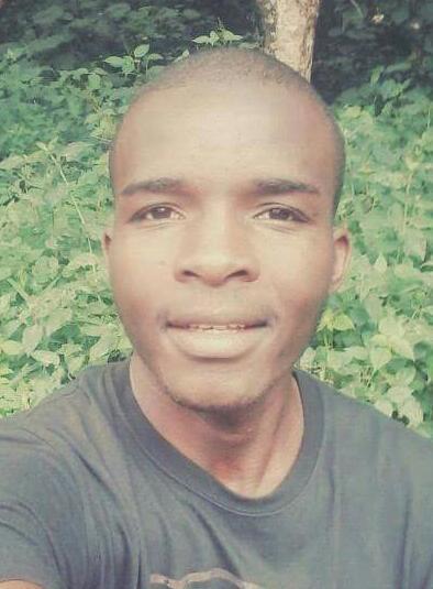 Der Menschenrechtsverteidiger Emmanuel Odhiambo aus Nairobi