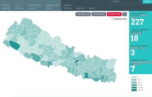 Der Nepal Monitor hilft Verteidiger_innen der Menschenrechte bei ihrer Arbeit