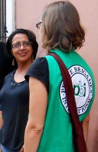 Dina Meza - honduranische Journalistin