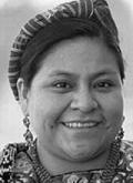 Rigoberta Menchú Tum (Guatemala), Friedensnobelpreisträgerin