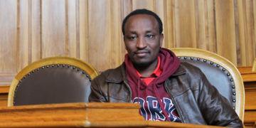 Gacheke Gachihi, Koordinator des Mathare Social Justice Center (MSJC) in Nairobi, Kenia