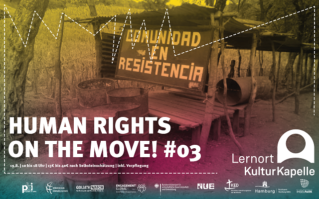 HUMAN RIGHTS ON THE MOVE! #03