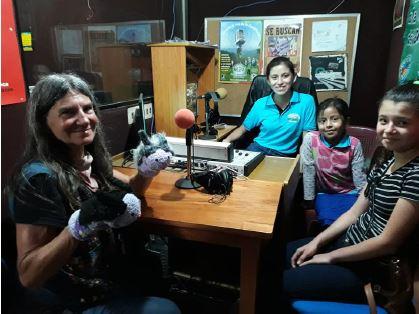 Heike Kammer - Radiointerview zum Puppentheater