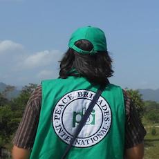 pbi-Freiwilliger in Honduras