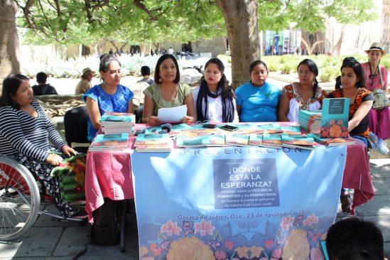 Die feministische Organisation Consorcio (Oaxaca/Mexiko)
