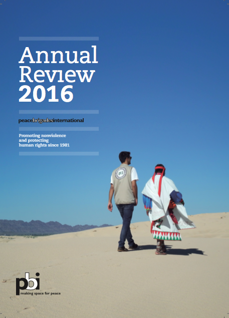 Annual Review 2016 pbi