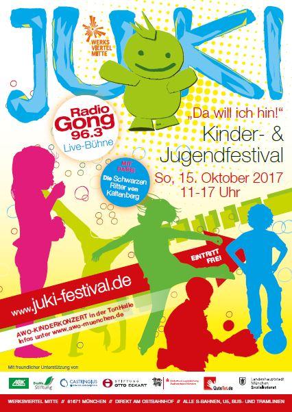 JUKI-Festival 2017 in München