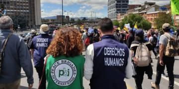 Kolumbien: Exzessive Gewalt gegen Demonstrierende beim Nationalstreik