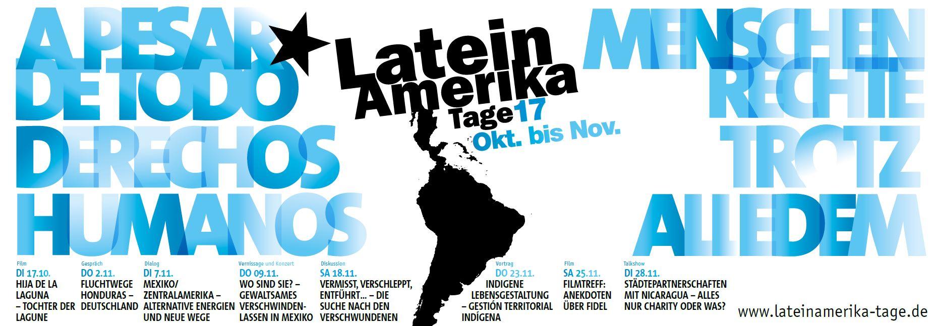 LateinamerikaTage 2017