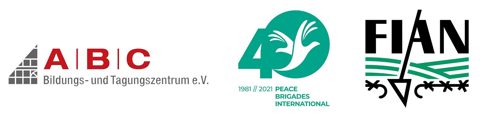 Logos_FIAN_pbi-Deutschland_ABC-Huell