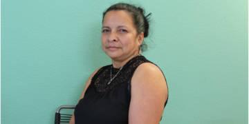 María Ninfa Cruz ist eines der Gründungs- und Vorstandsmitglieder der Corporación Social para la Asesoría y Capacitación Comunitaria (COS-PACC)