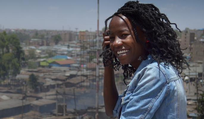 Die Frauenrechtsaktivistin Maria Mutauta (Mathare Social Justice Centre, Kenia)