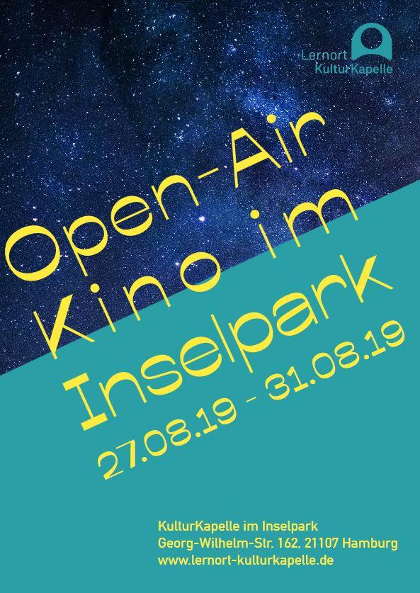Open-Air Kino GLOBALE im Lernort Kulturkapelle