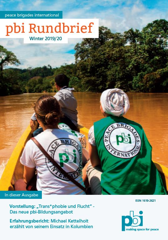 pbi-Rundbrief Winter 2019/20