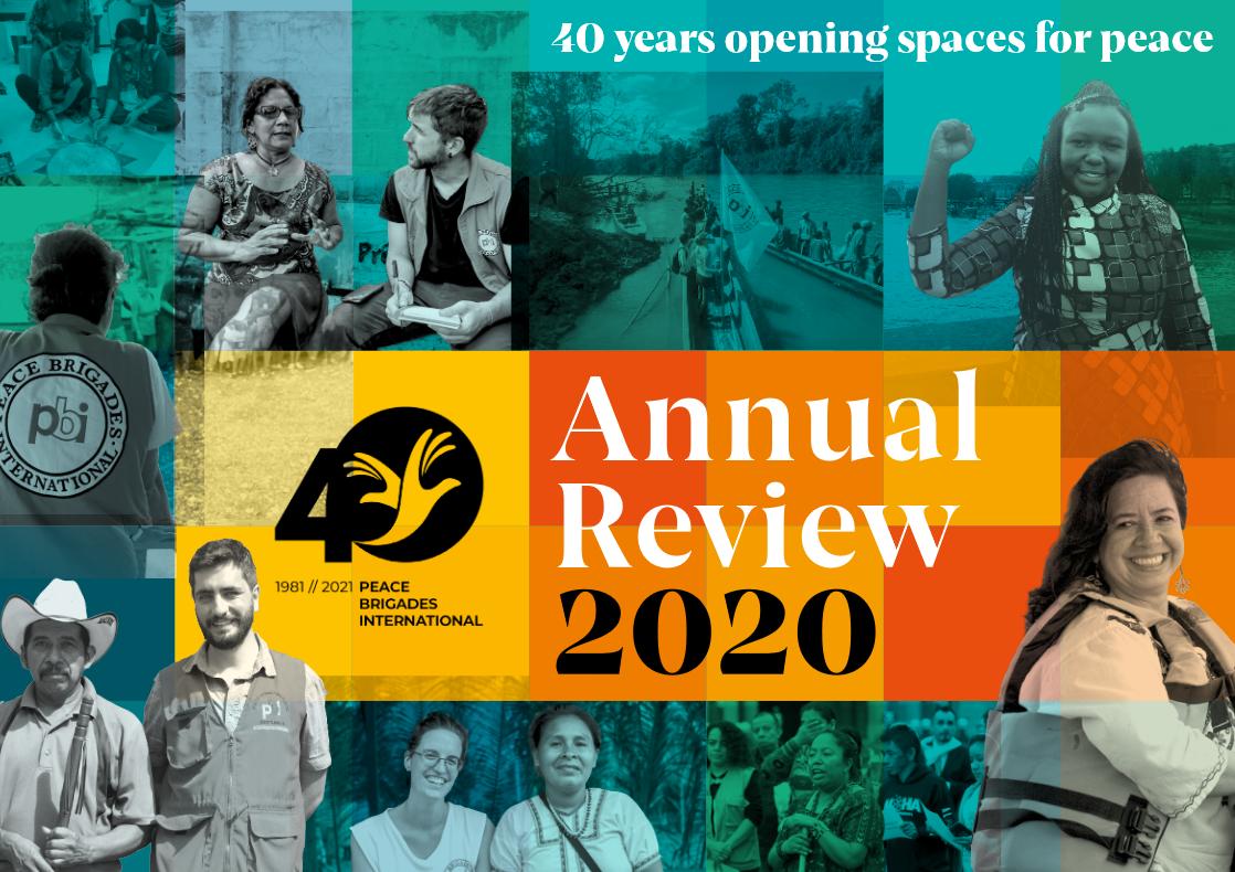 Annual Review - Internationaler Jahresbericht