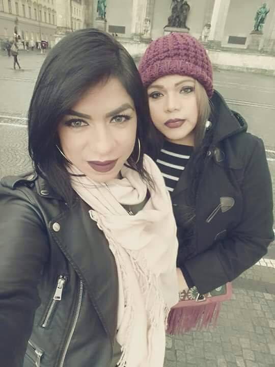 Trans*Aktivistin Shirley Mendoza (links)