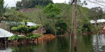Stockender Wiederaufbau nach den Stürmen Eta und Iota und Gewalt in der Region Verapaces