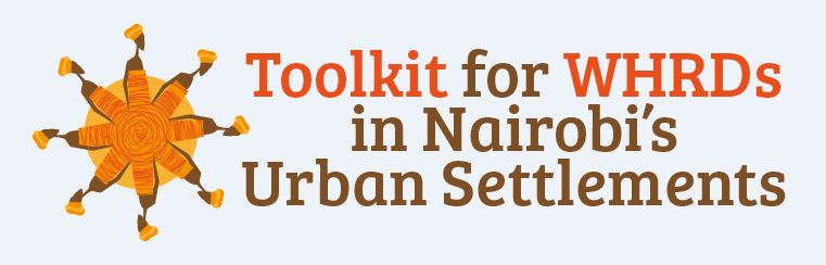 Toolkit for WHRDs in Kenya