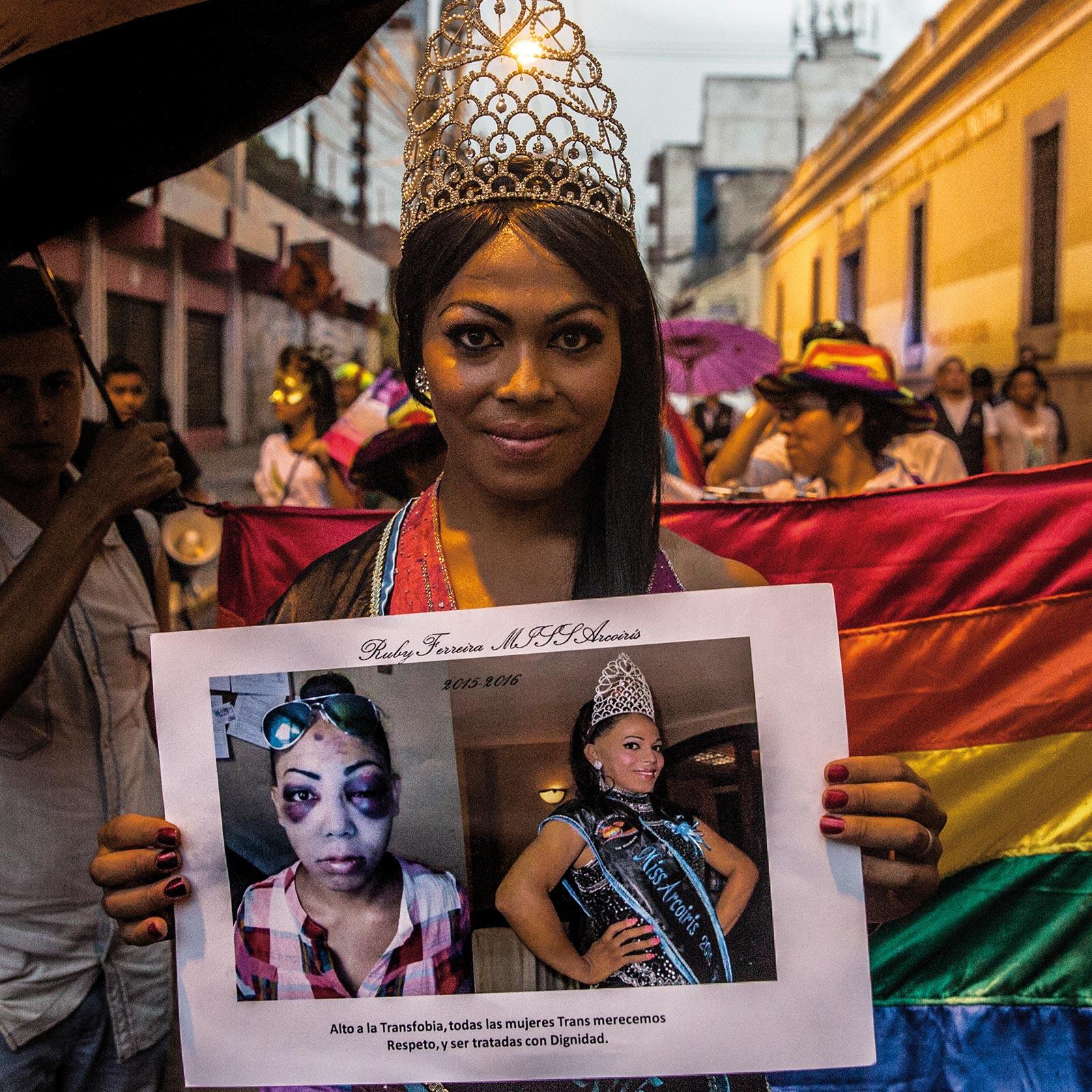 Transphobie und Flucht