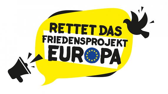Rettet das Friedensprojekts Europa