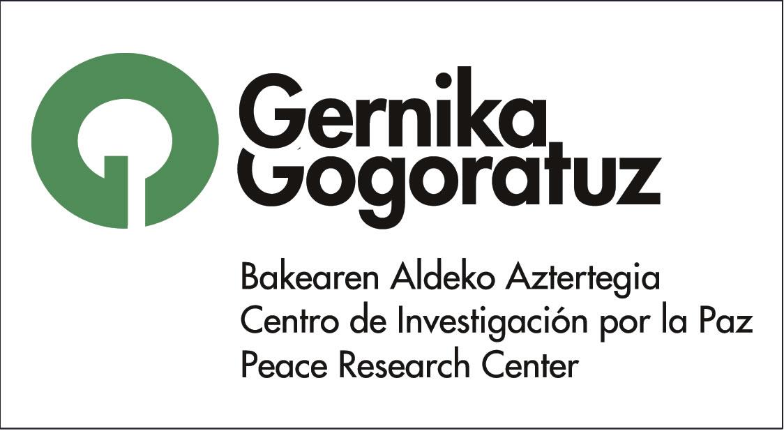 Logo Gernika Gogoratuz