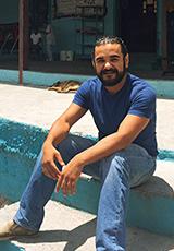 "Juan José Villagómez, Mitarbeiter der Migrant_innenherberge ""Casa de Migrantes"" in Saltillo"