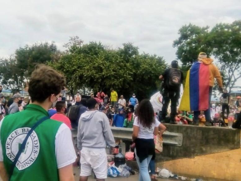 Kolumbien_Streik_3.Mai