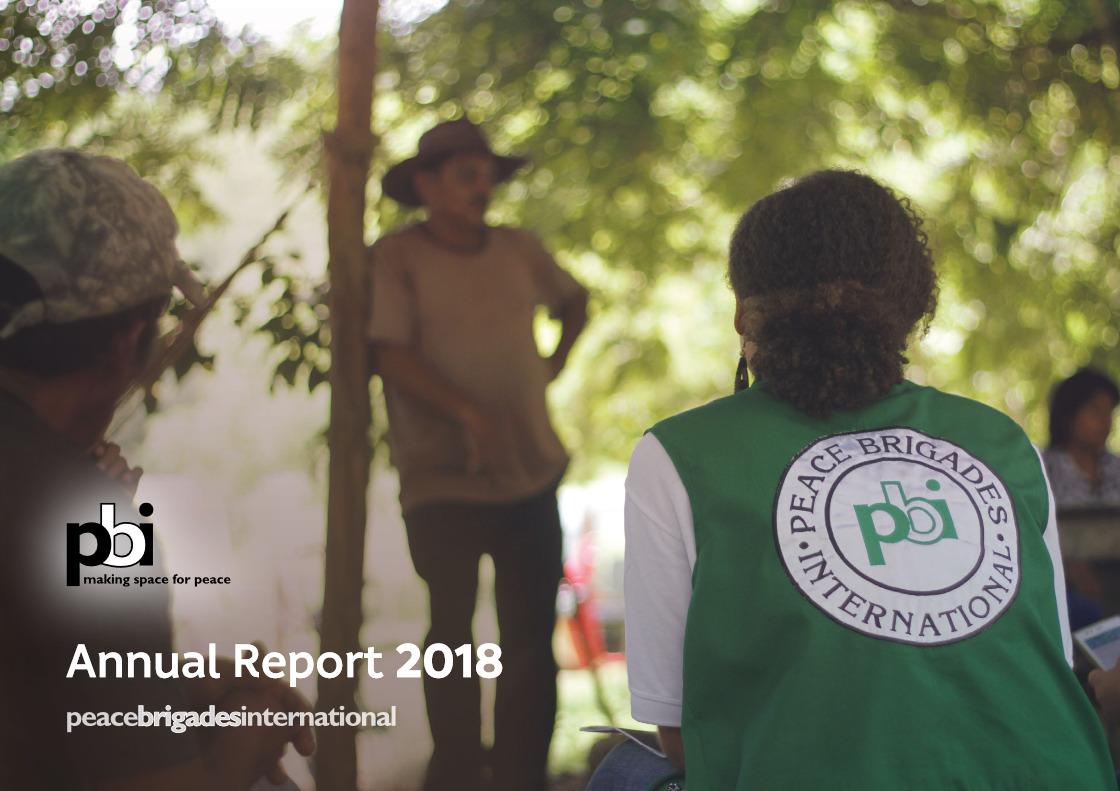 Internationaler Jahresbericht 2018